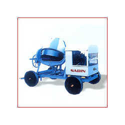 Concrete Mixer-Without Feeding Hopper