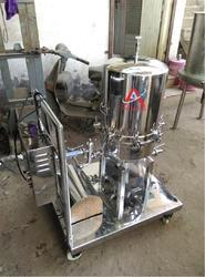Lubrication Oil Filter Press