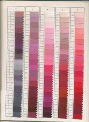 Colour Shade Chart 4