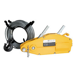 Wire Rope Winches