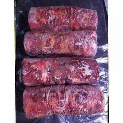 Buffalo Trimming Meat