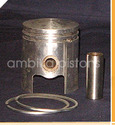 Pistons And Piston Rings (Avanti Moped)