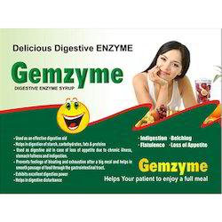 Gemzyme Digestive Enzyme Syrup