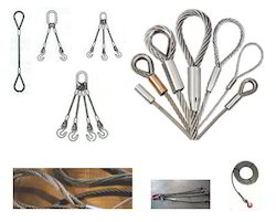 Wire Rope Slings and Chain Slings