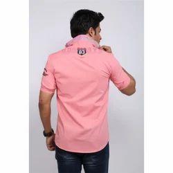 Solid Slub Shirt