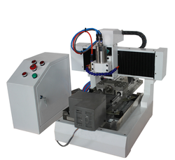 CNC Router Metal / Stone Engraver 3030 with Rotary
