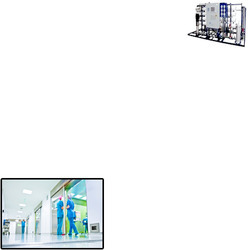 Industrial RO System for Hospitals