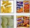 Extruded Crispy Chips snacks production line