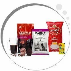 tea coffee packaging material