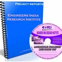 Project Report of Adhesive Manufacturing (Water Based,