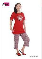 Knitted Pajamas