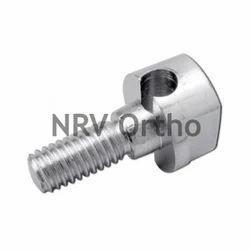 Single Pin Fixation Bolt - External Fixator