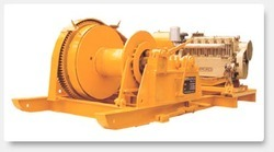 Pilling Winches & Accessories