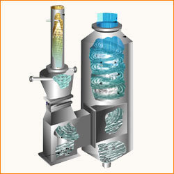 Fume Extraction Scrubber Manufacturer From Pune