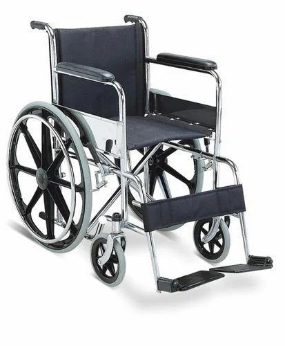 Folding Wheelchair Regular