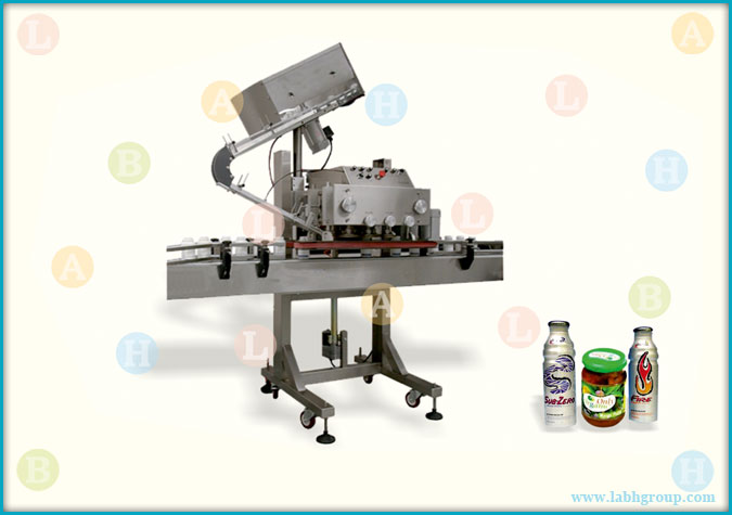 Automatic Aluminium Lug Cap Sealing Equipment