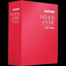 Pantone Fashion  Home : Cotton Planner Book
