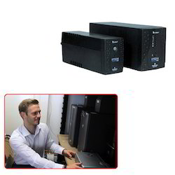 Offline UPS System for Commercial Use