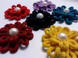 Cotton Thread Flower