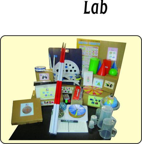 Maths Lab Kit And Maths Lab Kit Class Wise Manufacturer