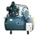 Air Cooled Reciprocating Oil Lubricated Compressors