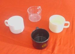 Unbreakable Poly Carbonate Tea Cup