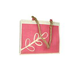 Ladies Fancy Jute Bags