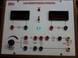 LDR+Characteristics+Apparatus