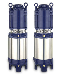 Submersible Vertical Pumps