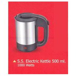 S.S Electric Kettle 500 Ml.