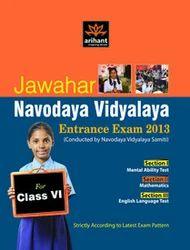Jawahar Navodaya Vidyalaya Selection Test 2013