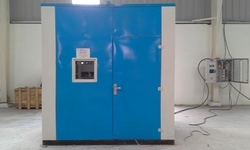 Audio Metric Testing Chamber