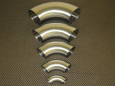 Stainless Steel Dairy Elbows