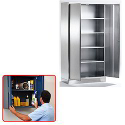 Stainless Steel Cupboard for Commercial Use