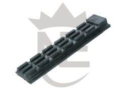 Solid Rubber Bar
