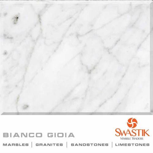 Bianco Gioia White Marble