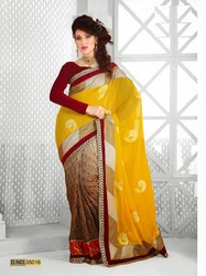 Bollywood Indian Designer Party Wear Sarees