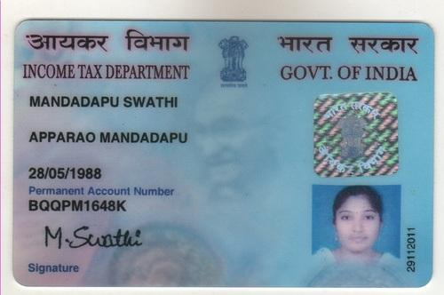 Pan Card Application Form In Pdf Crefrlh