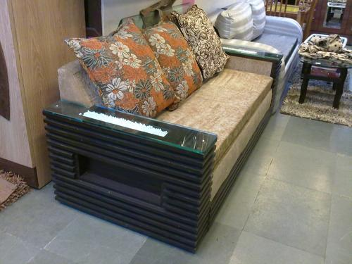 Wooden Sofa Set Cum Bed Wooden And Plywood Sofa Cum Bed