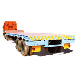 Semi-Low Bed Trailer