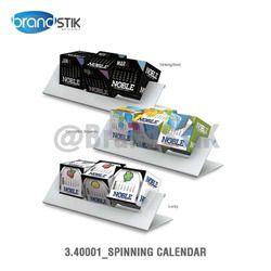 Spinning Calendar