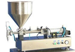 Liquid and Paste Filling Machine