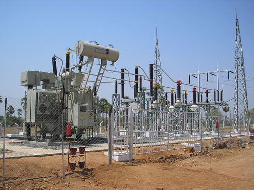 Electrical Substation Power Sub Station Service Provider