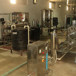 Commercial Package Drinking Water Plants