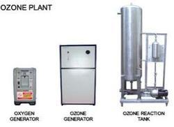 Ozone Based Water Treatment Plant