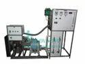 Four Cylinder Four Stroke Petrol Engine Test Set Up