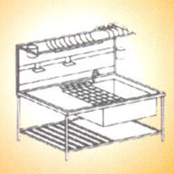 Commercial Pot Washing Sink