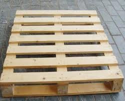 Wooden Pallets - Shipping Pallets Manufacturer from Greater Noida