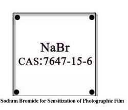 Sodium Bromide for Sensitization of Photographic Film
