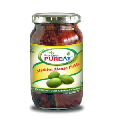 Methiya Mango Pickle